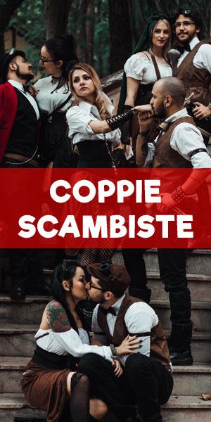 Coppie scambiste italiane